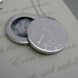 Scrawling Locket
