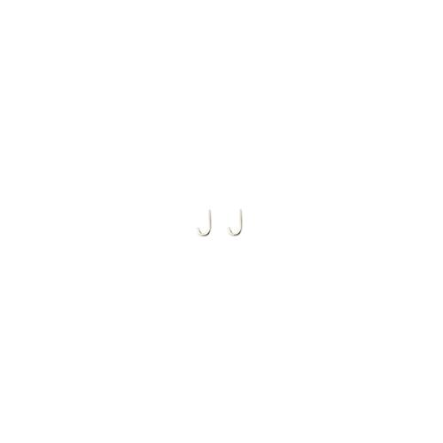 Tiny Letter Earrings