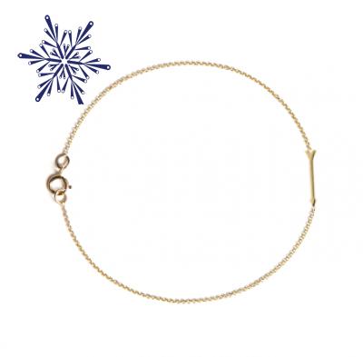 Tiny Arrow Bracelet